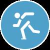 Конькобежцы СШОР взяли медали на первенстве области по конькам